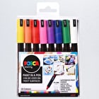 Posca Paint Marker PC-1MR Starter Pack 0.7mm Set of 8