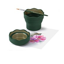 Faber-Castell Watercup Click and Go Green