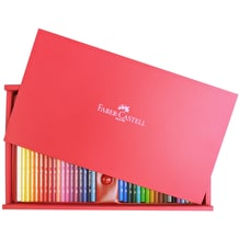Faber-Castell Classic Colour Pencil Wooden Case Set of 36