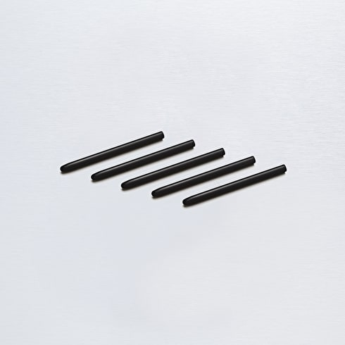 Wacom Standard Black Pen Nibs for Grip Pen Pack of 5