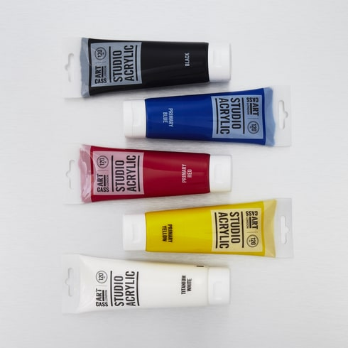 Cass Art Acrylic Paint