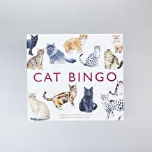 Cat Bingo by Marcel George