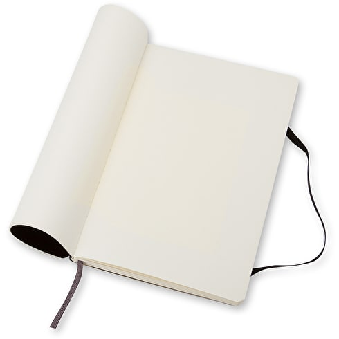 Moleskine Soft Plain Large Notebook