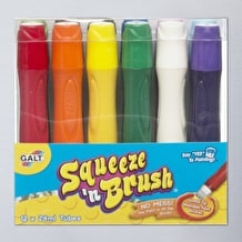 Galt Squeeze & Brush Classic Set of 12 24ml