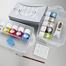 Pebeo Setacolour Opaque Workbox
