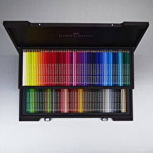 Faber Castell Polychromos Wooden Case Pencil Set of 120