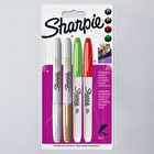 Sharpie Metallic Permanent Markers Set of 4