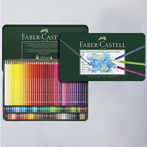 Faber-Castell Albrecht Durer Watercolour Pencil Set of 120