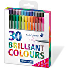 Staedtler Triplus Fineliner Assorted Colours Set of 30