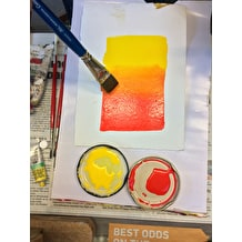 Winsor & Newton Professional Water Colour Workshop at Cass Art Islington, 20th April 1-2.30pm