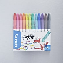 Pilot Pen FriXion Colours Erasable Felt Tip Pen Assorted Colours Set of 6