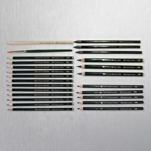 Faber-Castell Cass Exclusive Graphite Pencils Set of 25