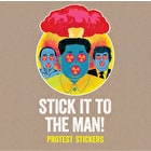 Laurence King Stick it to the Man Sticker Book