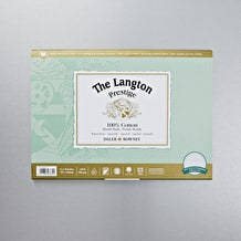 Daler Rowney The Langton Prestige Watercolour Block 300gsm NOT