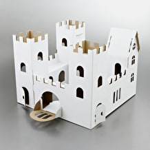 Calafant Cardboard Castle Making Kit