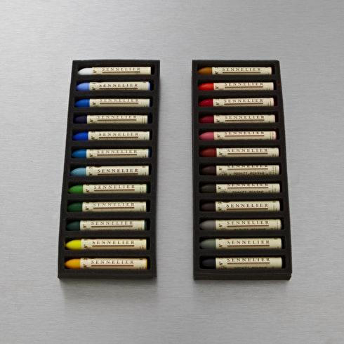 Sennelier Oil Pastel Set of 24 | Cass Art