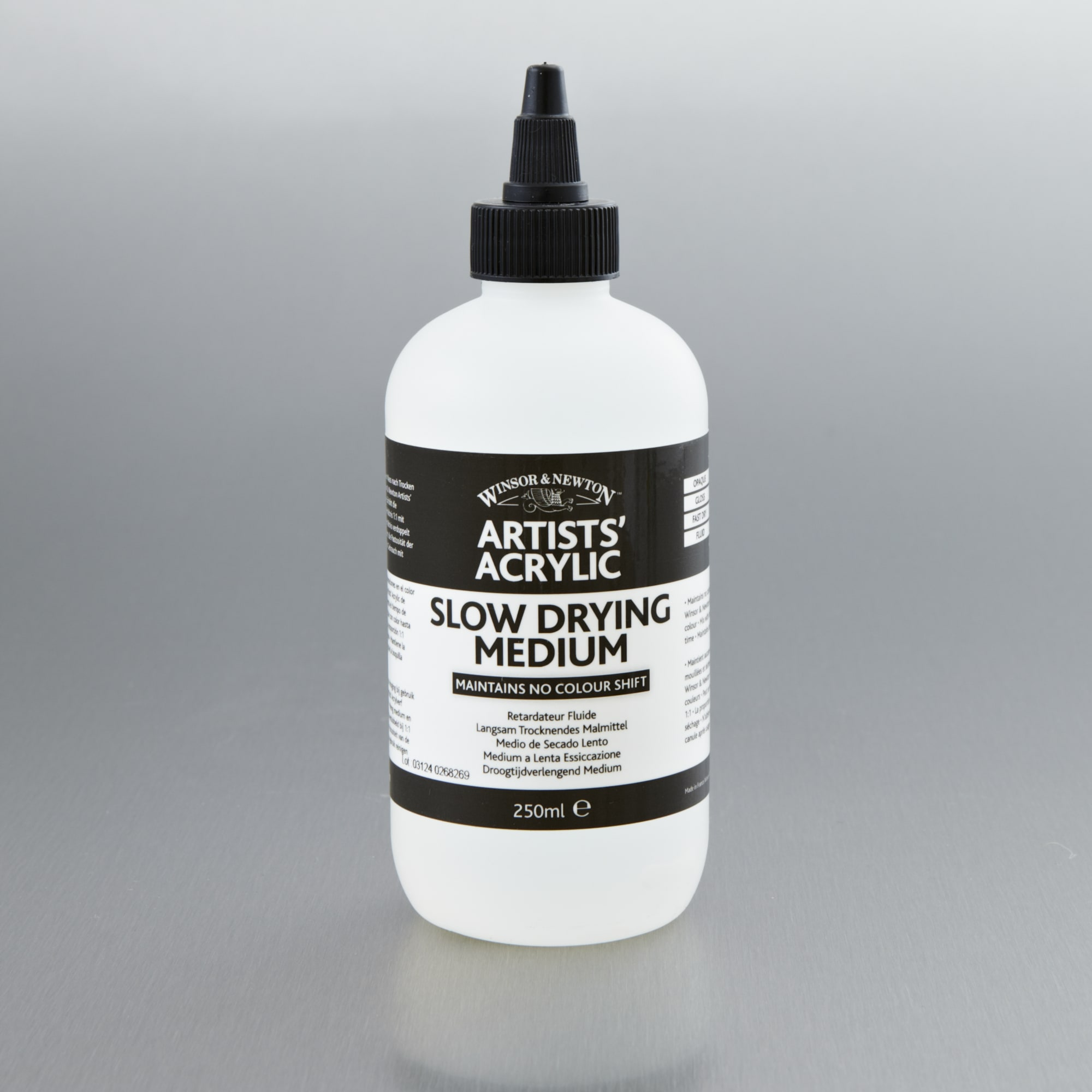 Artists Acrylic Paints Slow Drying