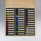 Sennelier Wooden Box Oil Stick 38ml Assorted Colours Set of 36