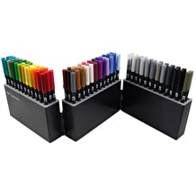 Tombow Dual Brush Pens Assorted Colours Set of 108
