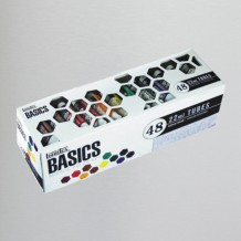 Liquitex Basics Set of 48 22ml Assorted Colours