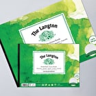 Daler Rowney Langton Watercolour Pad 300gsm 12 sheets Not