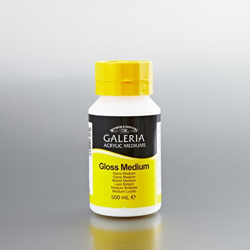 Winsor & Newton Galeria Gloss Medium 500ml