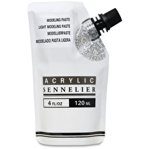 Sennelier Abstract Modeling Paste - 120ml