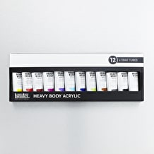 Liquitex Heavybody Classic Set of 12 59ml
