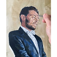 PAINTING IN OIL: Figure Study at Cass Art Islington, 1:30-5:30pm 27th April