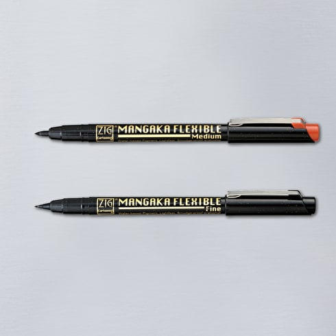 Kuretake Zig Mangaka Flexible Drawing Pen