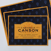 Canson Heritage Block 300gsm 20 Sheets Cold Press