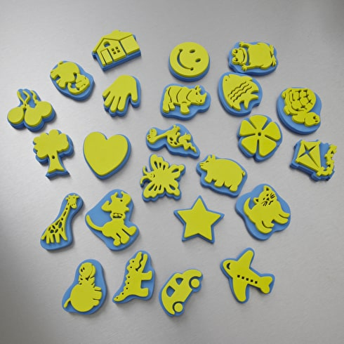 Everyday Stamps Assorted Designs Set of 24