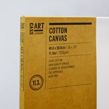 Cass Art Cotton 11.3oz Canvas