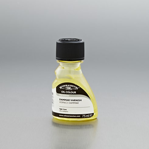 Winsor & Newton Dammar Varnish 75ml