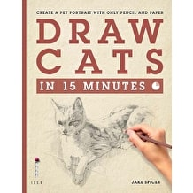Draw Cats in 15 Minutes by Jake Spicer