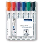 Staedtler Lumocolor Whiteboard Set of 6