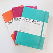Leuchtturm1917 A5 Notebook