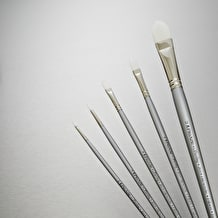 Pro Arte Sterling Acrylix Brush Filbert Series 201