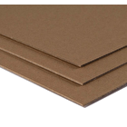 Seawhite A1 Corrugated Kraft Board 2mm Pack of 25