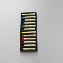 Sennelier Oil Pastel Introductory Set of 12 Assorted Colours