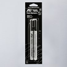 Daler Rowney FW Small Technical Empty Markers + 2 Nibs 0.8mm Set of 2