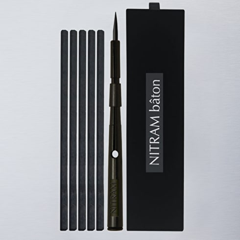 Nitram Baton Deluxe Charcoal Holder  | Cass Art