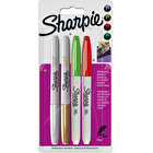 Sharpie Metallic Permanent Assorted Colours