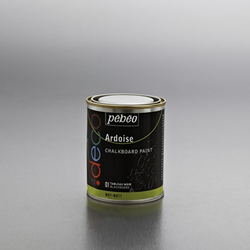 Pebeo Chalkboard Paint 250ml Black
