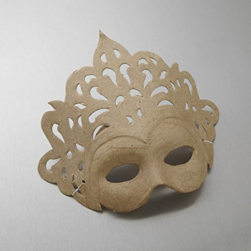 Decopatch Papier Mache Princess Mask 23 x 18cm