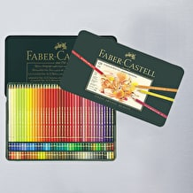 Faber-Castell Polychromos Artist Pencils in a Tin Set of 120