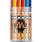 Molotow ONE4ALL 127HS Acrylic Marker Main Kit 1 Box 2mm Assorted Colours Set of 20