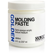 Golden Moulding Paste