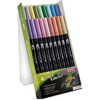 Tombow Dual Brush Pens Pastel Set of 18