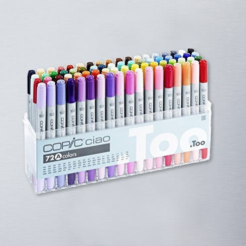 Copic Ciao Set A Assorted Colours Set of 72
